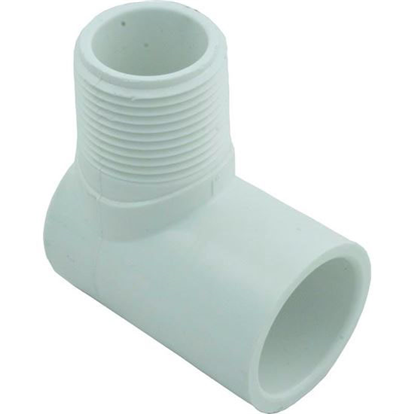 "Picture of 90 Elbow, 1"" Slip x 1"" Male Pipe Thread"