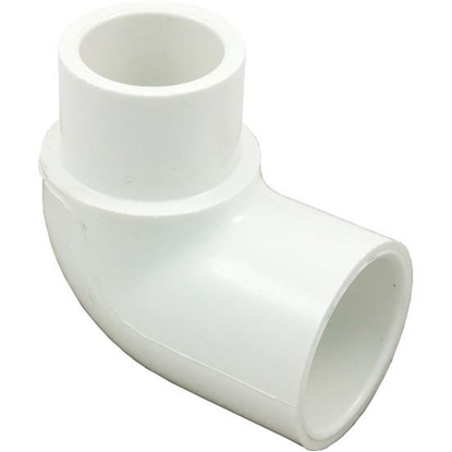 "Picture of 90 Elbow, 1"" Slip x 1"" Spigot"
