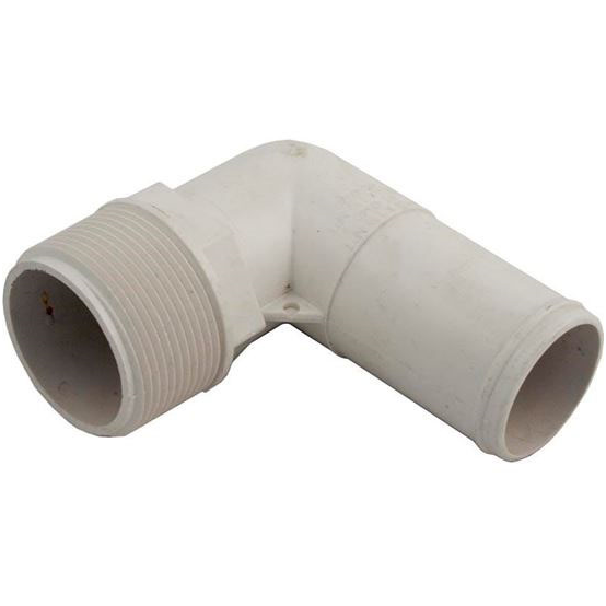 "Picture of 90 Elbow, 1-1/2"" Male Pipe Thread X 1-1/2"" Smooth Barb 411-6540"