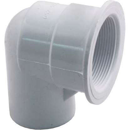"""Picture of 90 Elbow, 1-1/2"""" Slip X 2"""" Female Pipe Thread 642-4120"""