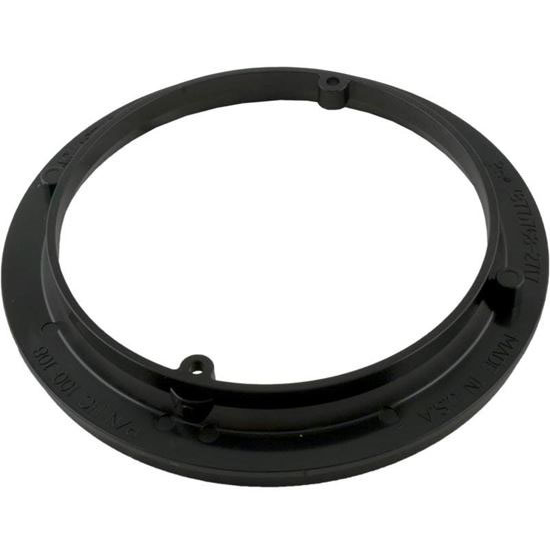 "Picture of Adapter Collar, 8"" Round, Adj, Hayward Sump, Black Hc102"