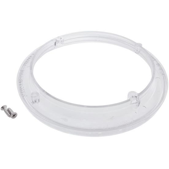 "Picture of Adapter Collar, 8"" Round, Adj, Hayward Sump, Clear Hc100"