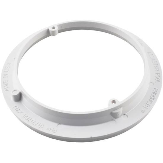 "Picture of Adapter Collar, 8"" Round, Adj, Hayward Sump, White Hc101"