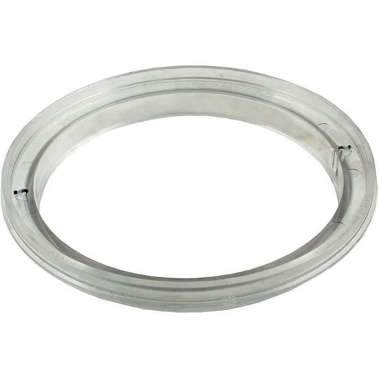 "Picture of Adapter Collar, 8"" Round, Adj, Pentair Sump, Clear Ds100"