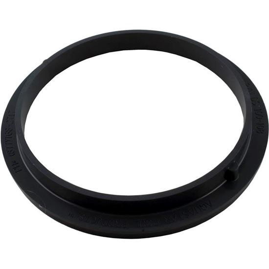 "Picture of Adapter Collar, 8"" Round, Adj, Pentair Sump, Dark Gray Ds105"