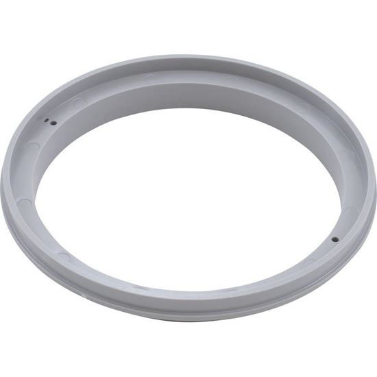 "Picture of Adapter Collar, 8"" Round, Adj, Pentair Sump, Light Gray Ds103"