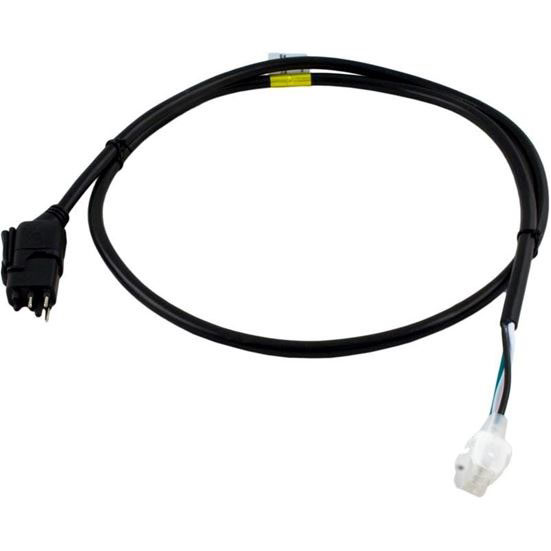 "Picture of Adapter Cord, Hydro-Quip, AMP to XE/XM, 48"", 230v, 10A 30-1302A-48"