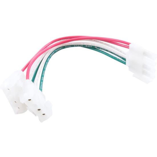 Picture of Adapter Cord, Wye, 1 to 2 Appliance, Amp