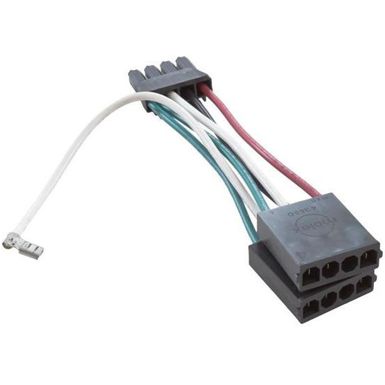 Picture of Adapter Cord, Wye, 2 Speed Pump to Two 1 Speed Pumps, Molex