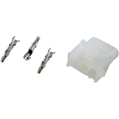 Picture of Adapter Kit, Cap Housing, Female Amp, 3 Pin, With Pins  60-322-2000