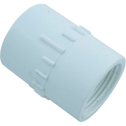 """Picture of Adapter, 1"""" Slip X 1"""" Female Pipe Thread 435-010"""
