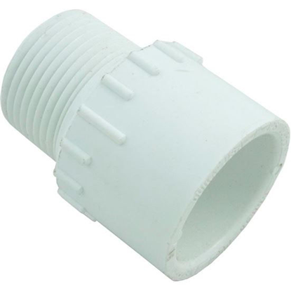 """Picture of Adapter, 1"""" Slip X 1"""" Male Pipe Thread 436-010"""