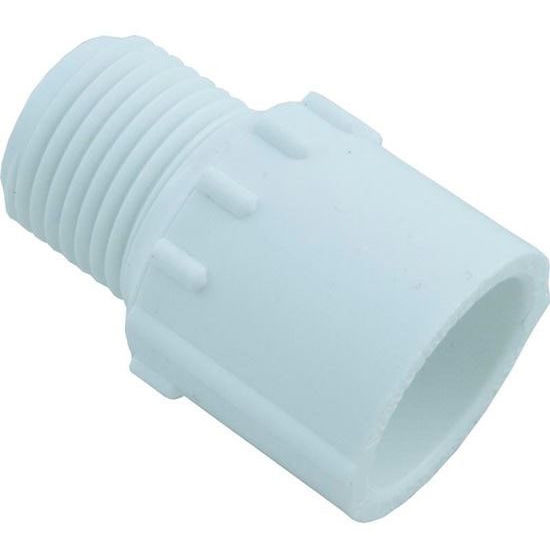 """Picture of Adapter, 1/2"""" Slip X 1/2"""" Male Pipe Thread 436-005"""