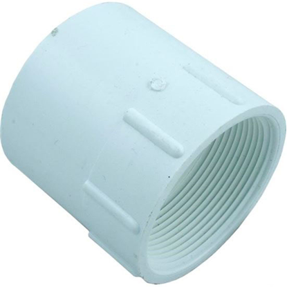 """Picture of Adapter, 2"""" Slip X 2"""" Female Pipe Thread 435-020"""