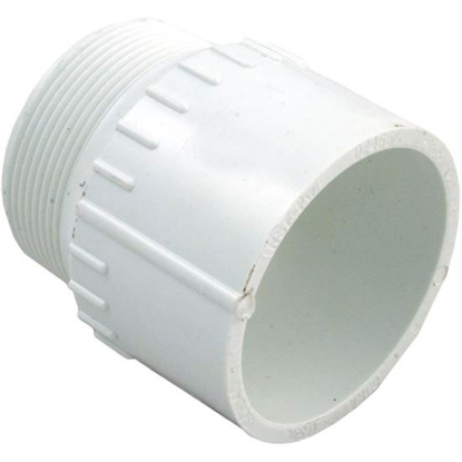 """Picture of Adapter, 2"""" Slip X 2"""" Male Pipe Thread 436-020"""