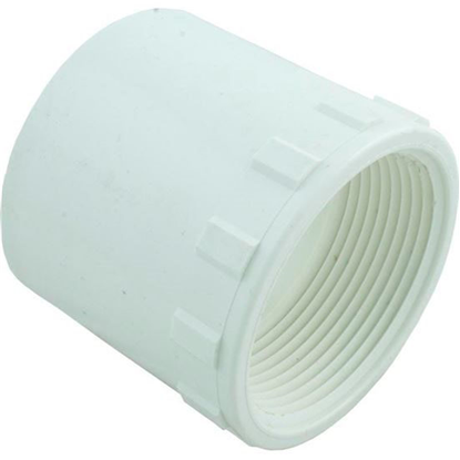 """Picture of Adapter, 2-1/2"""" Slip X 2-1/2"""" Female Pipe Thread 435-025"""