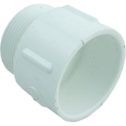 """Picture of Adapter, 2-1/2"""" Slip X 2-1/2"""" Male Pipe Thread 436-025"""