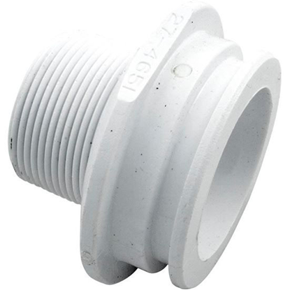 """Picture of Adapter, Pentair Pacfab 1-1/2"""" Top/Side Mount Valve 274651"""
