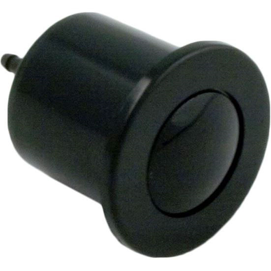 Picture of Air Button Herga Microbore Black 6434-00