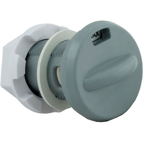 "Picture of Air Ctrl, BWG/HAI Slimline, 1-1/16""hs, 1-5/8""fd, Nchd, Gry, 1/2"" 10-2510H-GR"