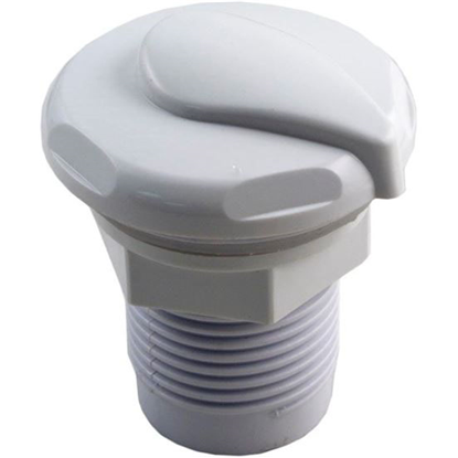 "Picture of Air Ctrl, Cmp, 1-3/4""hs, 2-5/8""fd, Crescent, White, 1"", Gen 25098-000-000"