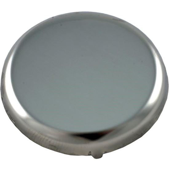 "Picture of Air Injector Escutcheon, Ww, Low Profile, 1-3/4""fd, Stainless 916-2160"