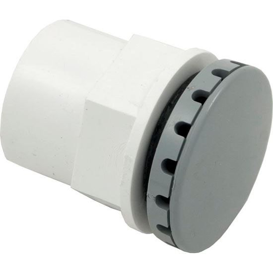 """Picture of Air Injector, Balboa Hydroair, 3/4"""" Slip, Gray 11-9200gry"""