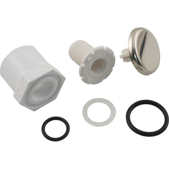 """Picture of Air Injector, Ww, Low Profile, 1""""s/3/4""""spg, Adapter Style, Ss 670-2190"""