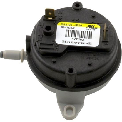 Picture of Air Pressure Switch, Pentair Yel-0.95 472182
