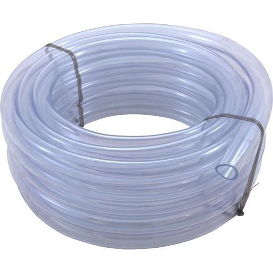 "Picture of Air/Water Tubing, Vinyl, 1""id x 1-1/4""od, 50ft Roll  55-270-1508"
