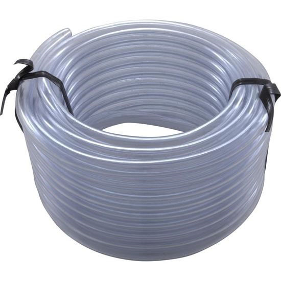 """Picture of Air/Water Tubing Vinyl 3/8""""id x 1/2""""od 50ft Roll  55-270-1512"""