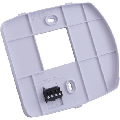 Picture of Backplate Assembly, Pentair, Easytouch, Indoor Control Panel 520652