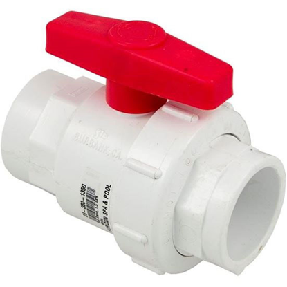 "Picture of Ball Valve Flo Control 1-1/2"" Slip 1350-15"