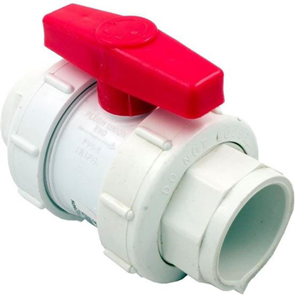"Picture of Ball Valve Flo Control 1-1/2""Union 1360-15"