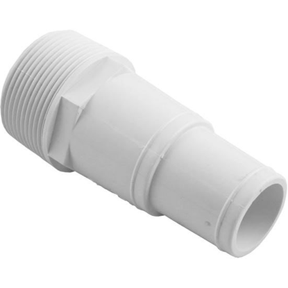 "Picture of Barb Adapter, 1-1/2""mpt x 1-1/4""s or 1-1/2""s, Generic 21093-000-000"