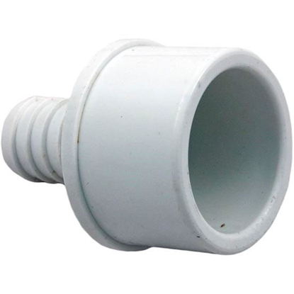 "Picture of Barb Adapter, 3/4"" Barb X 1-1/2"" Spigot 413-4370"