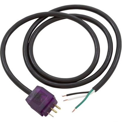 Picture of Blower Cord, Hydro-Quip, Molded/Lit, 48, Violet