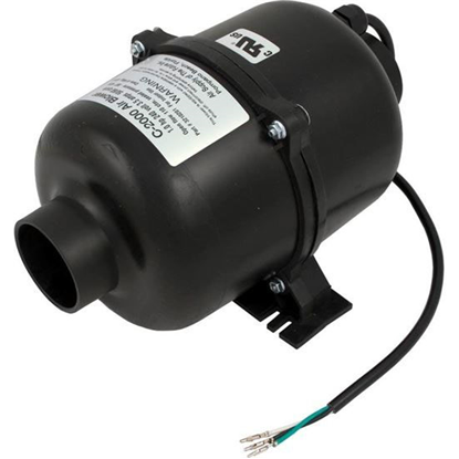 Picture of Blower, Air Supply Comet 2000, 1.0hp, 230v, 2.5a, 4ft Amp 3210231
