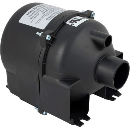 """Picture of Blower, Air Supply Max Air, 1.0hp, 115v, 4.5a, 48"""" Amp Cord 2510131"""