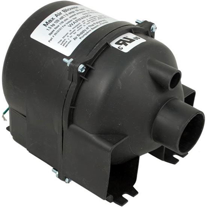 """Picture of Blower, Air Supply Max Air, 1.5hp, 115v, 7.0a, 48"""" Amp Cord 2515131"""