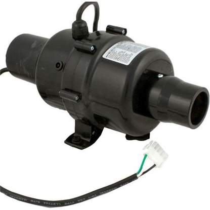 Picture of Blower, Cg Air Millenium 3, 3-Spd, 115v, 9.5a, Heater, 3' Amp, As M3300750120/60-Amp