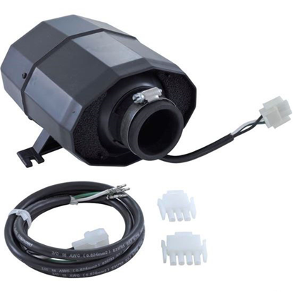 Picture of Blower, Hydroquip Silent Aire, 1.0hp, 230v, 2.3a, 3 Or 4 Pin Amp As-620u