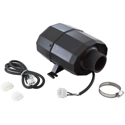 Picture of Blower, Hydroquip Silent Aire, 1.5hp, 230v, 3.1a, 3 Or 4 Pin Amp As-820u