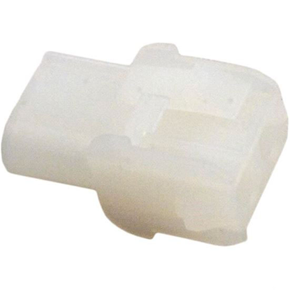 Picture of Cap Housing, Female, Amp, 2 Pin A1449-Nd