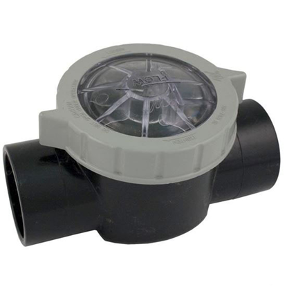 """Picture of Check Valve, Waterway, 2""""s Or 2-1/2""""spg, Straight Body 600-7010"""