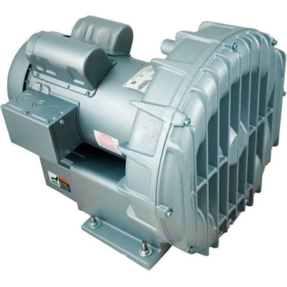Picture of Commercial Blower, Gast, 2.5hp, 115v/230v, Single Phase