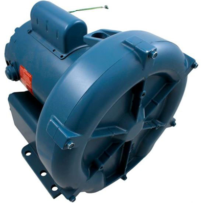 Picture of Commercial Blower, Rotron, 1.5hp, 115v/230v, Single Phase Dr454v58m