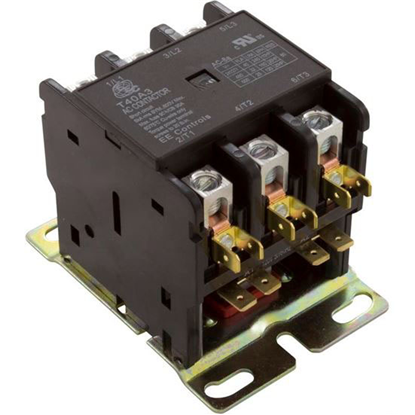 Picture of Contactor, Furnas, 3p, 40a, 115v Cr453ad3abb