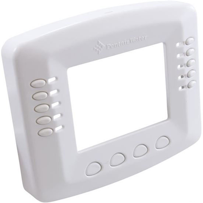 Picture of Cover Plate, Pentair, Intellitouch®, Indoor Ctrl Panel, White 520273