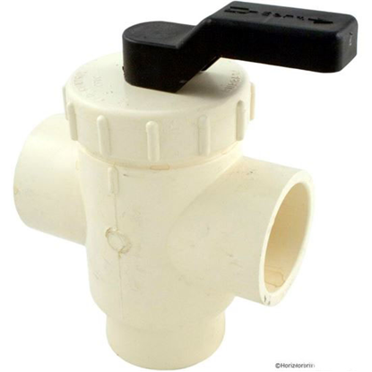 "Picture of Diverter Valve, Flo Control, 1-1/2"" Slip, 2 Port 1930-15"